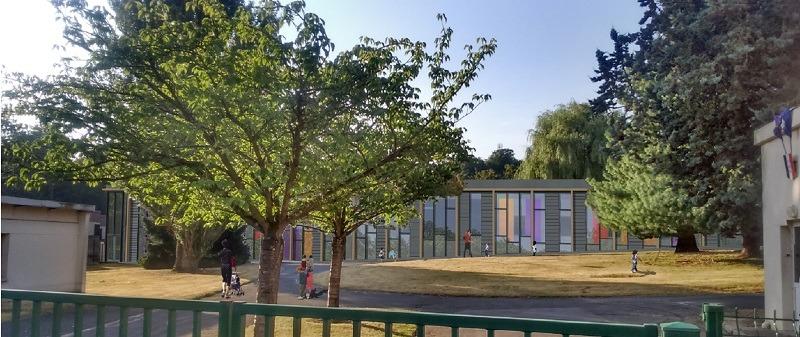 Ecole maternelle Fort de Bois - Lagny-sur-Marne (77)