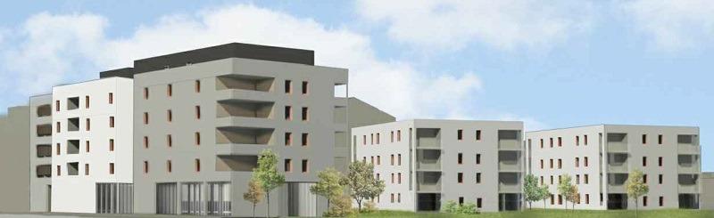 logements « Lacouture » à Bron (69)