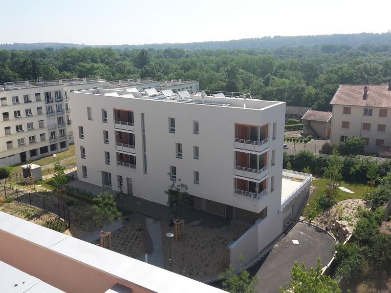 Le Peronnet - 40 Logements - OPAC du Rhône - Vernaison (69)