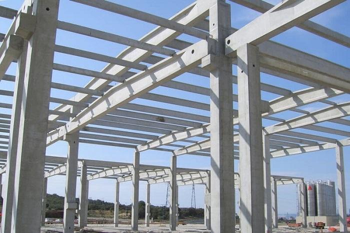 structure beton