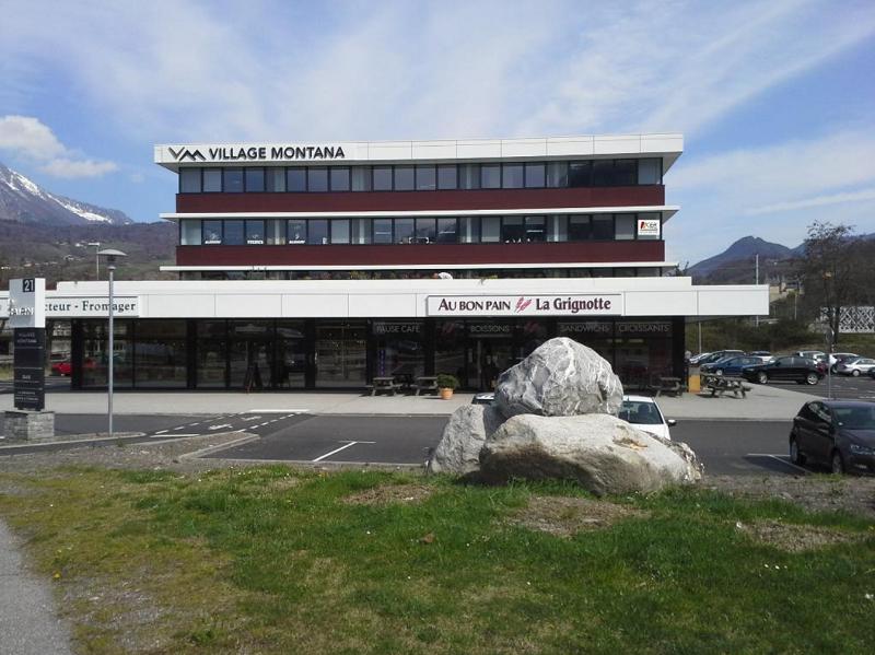 Bureaux et Commerces Avenue des Chasseurs Alpins - Albertville (73)