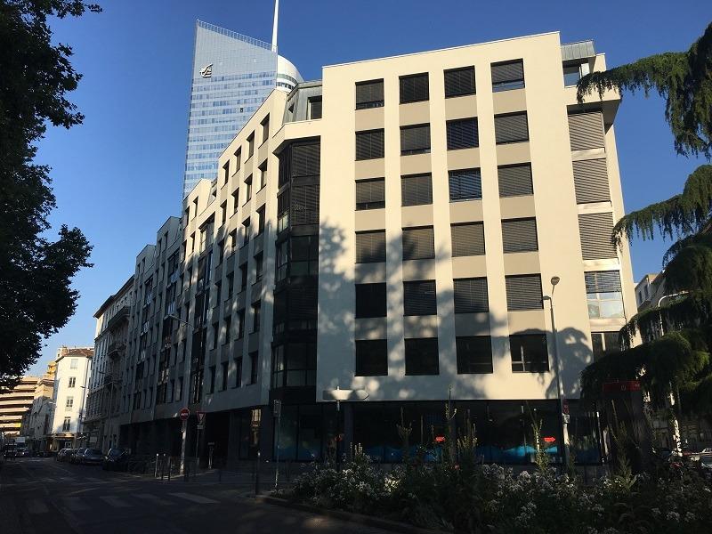 Bureaux rue Juliette Récamier - Lyon (69)