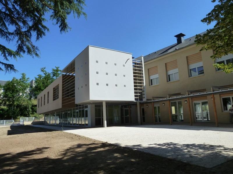 Centre Hospitalier - La-Charité-sur-Loire (58)
