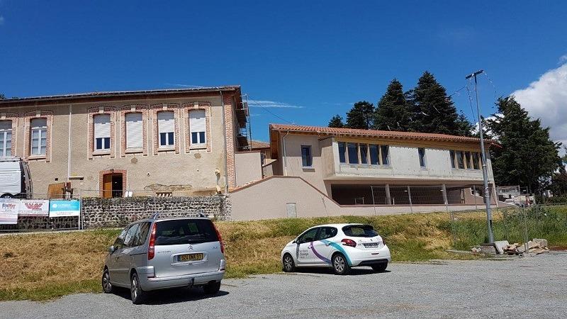 Ecole Primaire Jean Côte à Marcilly-le-Chatel (42)