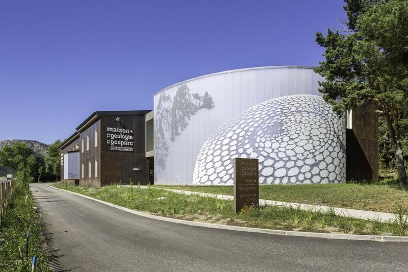 Maison de la Géologie et du Géoparc - Puy-Saint-André (05)