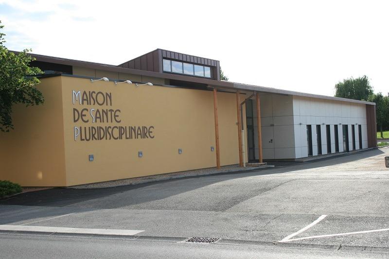 Maison pluridisciplinaire de santé - Pouilly-sous-Charlieu (42)