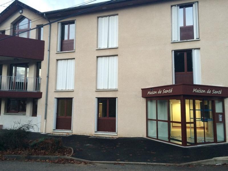 Maison de Santé Pluridisciplinaire et Maison des Services de la Communauté de Commune du Pays d'URFE (42)