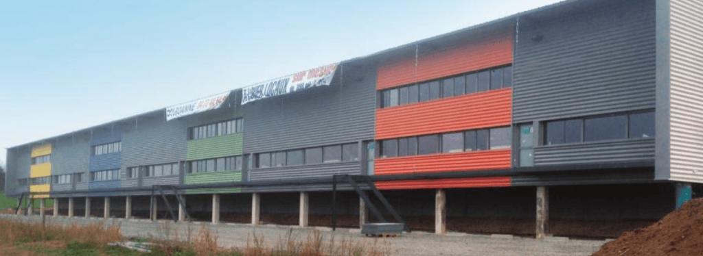 Bâtiment « Hôtel d'Entreprise les Jacquins » - Neulise (42)